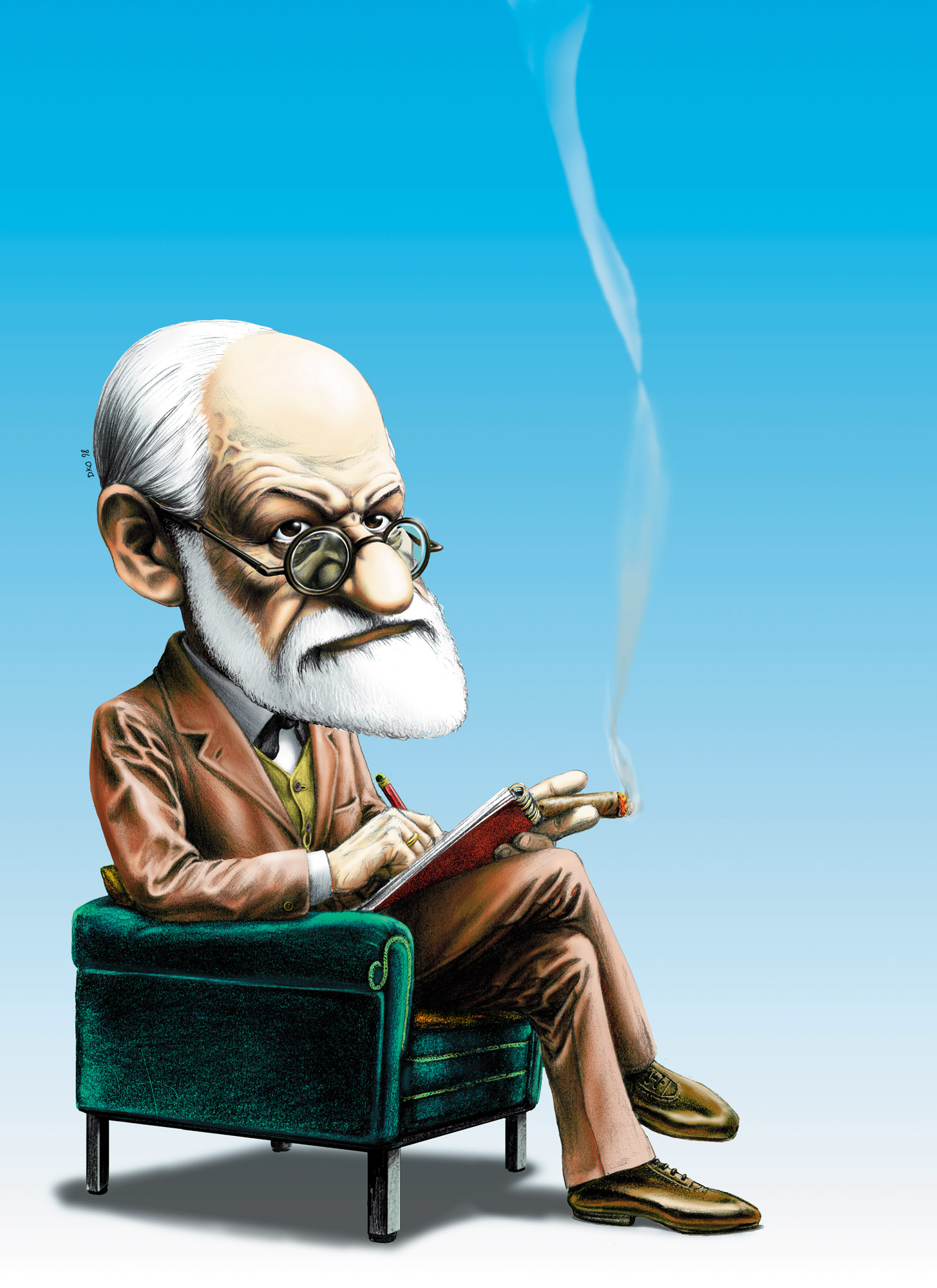 a biography and life work of sigmund freud an austrian psychologist Ver vídeo sigmund freud was an austrian neurologist best known for  the town where he would live and work for most of the remainder of his life.